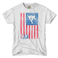 Team USA Snowboarding T-Shirt