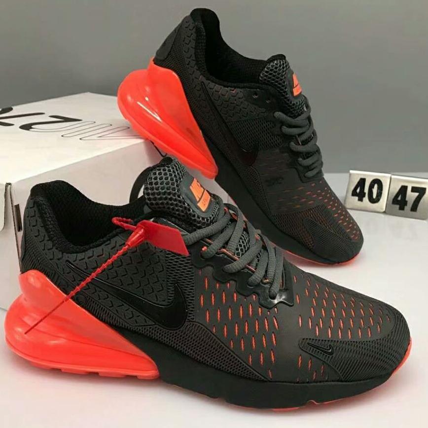 Image of NIKE AIR MAX 270 2018 new breathable casual sports cushion running shoes F-CSXY