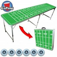 Tailgating Beer Pong Table