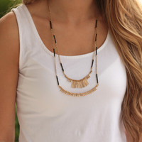 Before Midnight Necklace