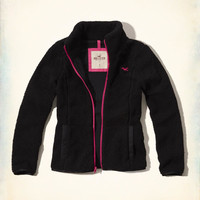 hol 3-In-1 Sherpa Jacket Liner | hol Girls | HollisterCo.com