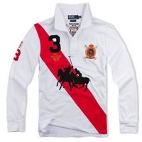 Beauty Ticks Ralph Lauren Men Long Sleeve Polo Mrllp040