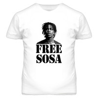 Free Sosa Chief Keef Hip Hop Rap T Shirt