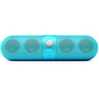 Beats By Dre Beats Pill Neon Blue Wireless Speakers at Zumiez : PDP