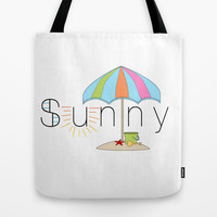 Sunny Tote Bag by GalerieBavard