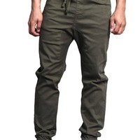 Victorious Drop Crotch Men's Jogger Pant