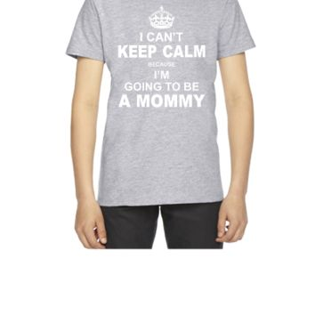 ..I am Going to be A Mommy - Youth T-shirt