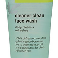 Basis Cleaner Clean Face Wash, 6 Ounce Tube (Pack of 4)