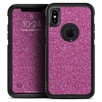 Sparkling Pink Ultra Metallic Glitter - Skin Kit for the iPhone OtterBox Cases
