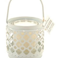 White Fresh Greens & Floral Candle - 6.0 oz.