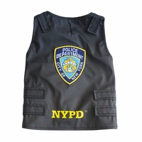 Royal Animals Nypd Police Badge Dog Vest, Size: