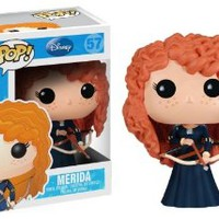 Funko POP Disney Series 5: Merida Vinyl Figure