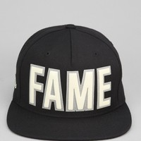 Hall Of Fame Ewing Glow-In-The-Dark Fame Snapback Hat - Urban Outfitters