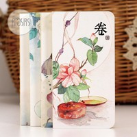 Sketchbook Drawing 80 Sheets 100G Blank paper 48K Small Sketch book Creative Trends School Notebook Office school supplies Gift