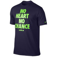 Nike Lebron No Heart No Chance T-Shirt - Men's at Foot Locker