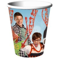Glee 9-oz Cups [Toy] [Toy]