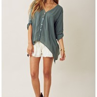 Jet By Jet V neck Top