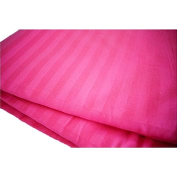 College Ave Twin XL 100% Cotton Duvet Cover - Strawberry Pink Dorm Room Extra Long Twin Comforter Cover
