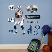 Indianapolis Colts Andrew Luck Wall Decals by Fathead Jr.