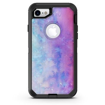 Washed Dyed 2142 Absorbed Watercolor Texture - iPhone 7 or 8 OtterBox Case & Skin Kits