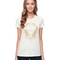 Floral Jewel Tee by Juicy Couture