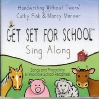 Get Set for School Sing Along: Songs and fingerplays to Promote School Readiness