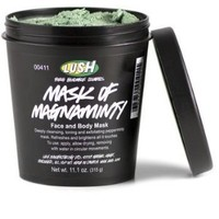 Mask of Magnaminty Face Cleanser Cream 11.1 oz by LUSH