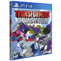Transformers Devastation PS4 Video Game