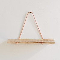 Carter Triangle Wall Bracket Shelf | Urban Outfitters