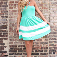 Mint Julep II Dress