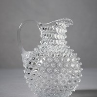 Tackety Pitcher, Round in  the SHOP Decor Tabletop at BHLDN