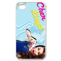 Cher Lloyd iPhone 4/4s Case Hard Cover Protective Back Fits Case PC3476