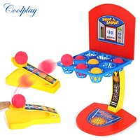 Mini Basketball Toy Basketball Stand Indoor Outdoor Parent-Child Family Fun Table Game Desktop Basketball Shooting Hoop Games
