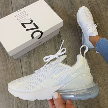 Nike Air Max 270 White Sneaker