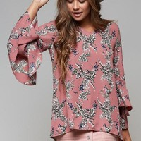 The Lila Blouse