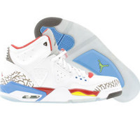 Jordan Rare Air - Olympic (white / green bean / varsity red / new blue) - Shoes - 407572-102 | PickYourShoes.com