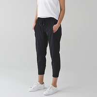 """lululemon"" Running Sports Pants"
