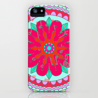 Flower of Spring iPhone & iPod Case by Pink grapes