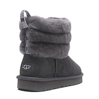 UGG Girls Casual Half Boots Trending Shoes