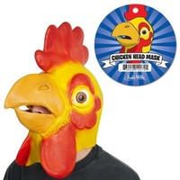 Accoutrements Chicken Head Mask