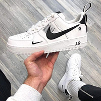 Nike Air Force 1 Utility Low Men's and Women's Sneakers Shoes