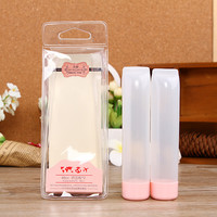 Beauty Cosmetic Travel 2 Pcs Soft Facial Cleanser = 4849736260