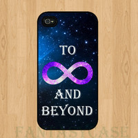 ON SALE To Infinity and Beyond  iPhone 4 Case  by FantasyCase