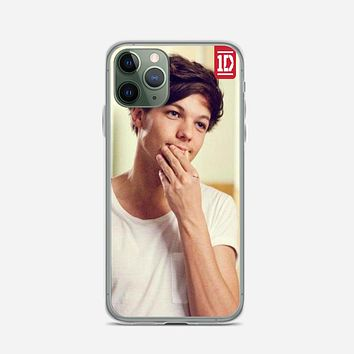 Louis Tomlinson One Direction iPhone 11 Pro Case