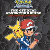 The Official Adventure Guide Pokemon