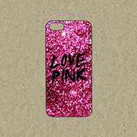 iphone 5c case,iphone 5c cases,iphone 5s case,cool iphone 5c case,iphone 5c over,cute iphone 5s case,iphone 5 case--Love Pink,in plastic.