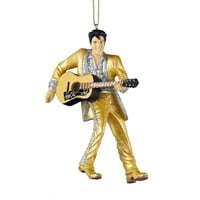 Elvis Christmas Ornament
