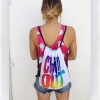 CHILL OUT BAG- MULTI