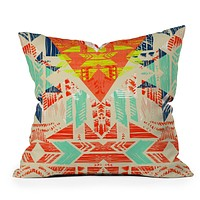 Pattern State Nomad Dawn Throw Pillow
