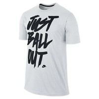 """Nike Store. Nike """"Just Ball Out"""" Men's T-Shirt"""